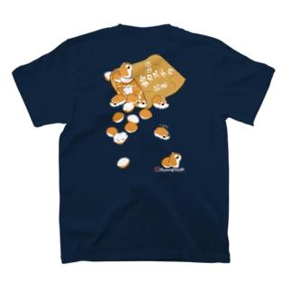 《両面プリント》鈴カステラ・ロボロフスキーハムスター T-shirts