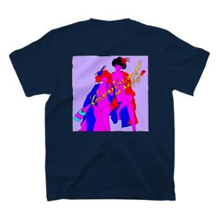 新生児を祝して乾杯 T-shirts