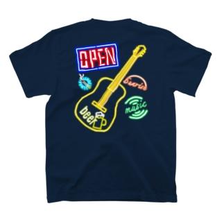 ネオンサイン T-shirts