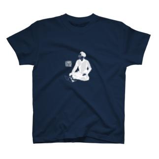 カウンターカルチャー_白 T-shirts