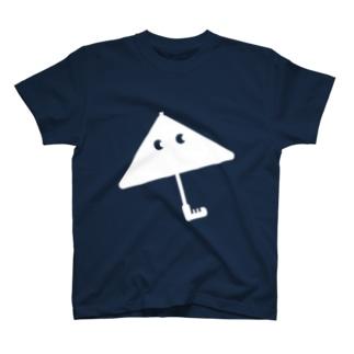 飛んでいった傘 T-shirts
