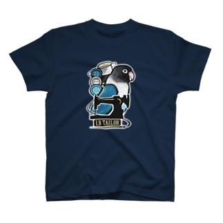 ボタンインコの仕立て屋 T-shirts
