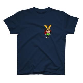 神祇ヌイコさん T-shirts