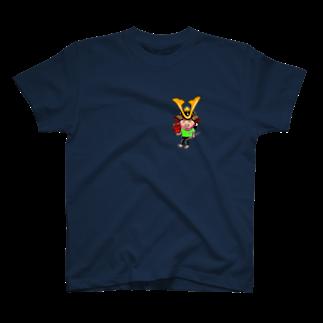 トコ*ガドガドの神祇ヌイコさん T-shirts