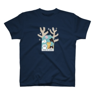 Asabata cat's project1 T-shirts