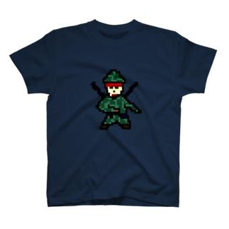 忍者アイコン T-shirts