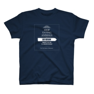 STOP EATING ANIMALS T-shirts