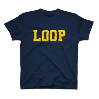 LOOP ATHLETIC (YL) T-shirts