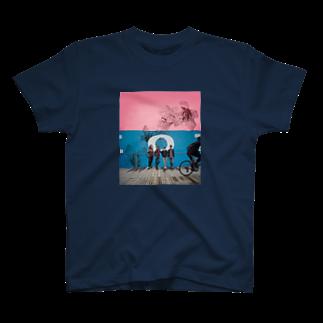 OKダイレクト powered by SUZURIのTNSPピクチャー T-shirts