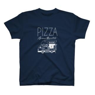 カプリの丘 Tシャツ 濃色ver. T-shirts