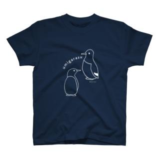 仲良しウミガラス T-shirts
