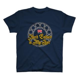 G-NET スプロケット T-shirts