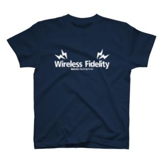 Wi-Fi (deep color) T-shirts