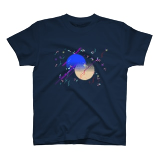 Pixel Color Composition Ⅰ(NoBack) T-shirts