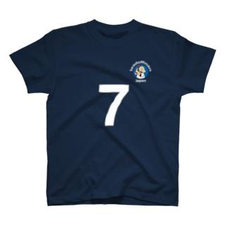 リードオフマン 白(オット用) T-shirts