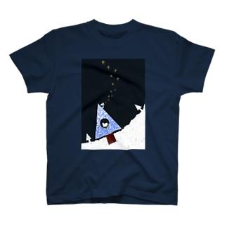 ヨルノトリ T-shirts