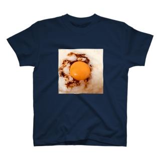 卵かけご飯、 T-shirts