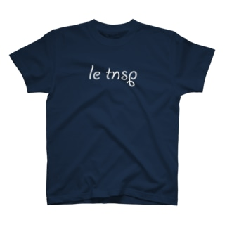 LeTNSP-001(白) T-shirts