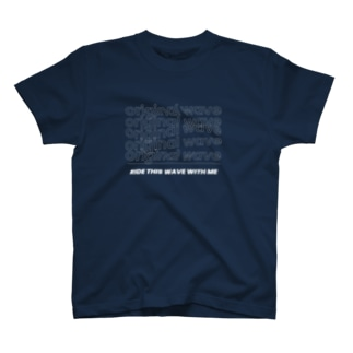 original wave / 8 T-shirts