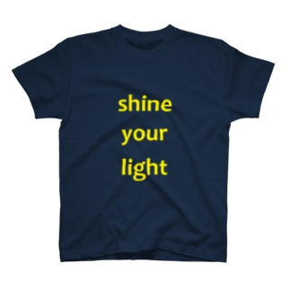 shine your light T-shirts