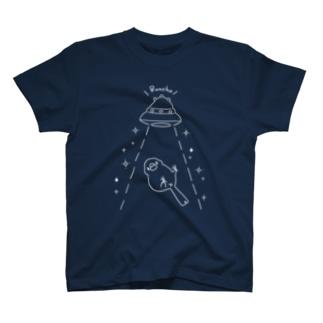 『UFO文鳥』 T-shirts