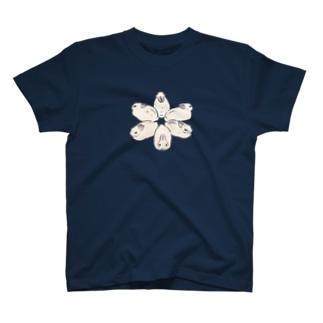 スリーピングバニー T-shirts