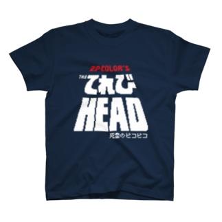 THEてれびHEAD T-shirts