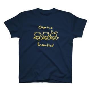 オカリナアンサンブルYW T-shirts