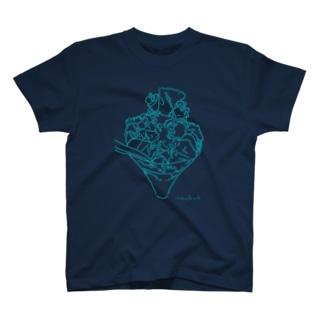 nice_neon T-shirts