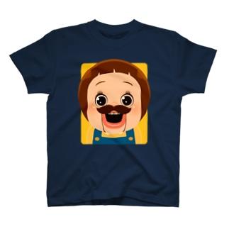 おひげでしょーちゃん T-shirts