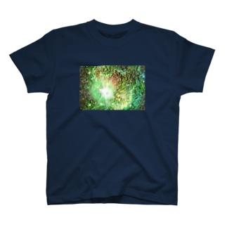 きぼうの星 T-shirts