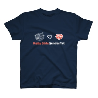 Rails Girls Sendai 1st T-shirts