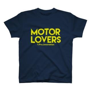 MOTOR LOVERS  Tシャツ
