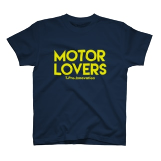 MOTOR LOVERS  T-shirts