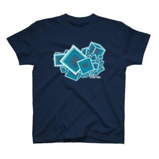 フローライト_蛍石 T-shirts