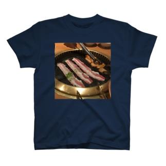 焼肉うめーー!! T-shirts