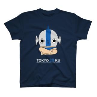東京23区T(公式人魚:カツオくん) Tシャツ