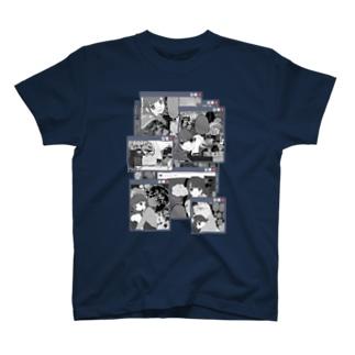小窓 T-shirts