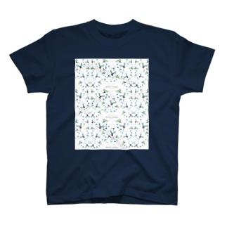 mizusawa model T-shirts