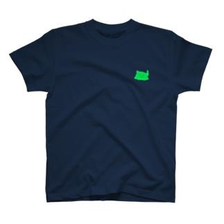 ネコスライム T-shirts