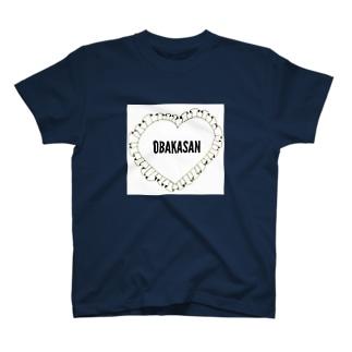 OBAKASAN T-shirts