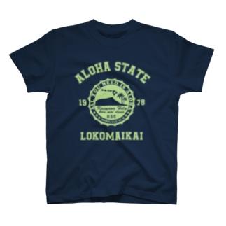 COLLEGE STYLE LOKOMAIKAI T-shirts