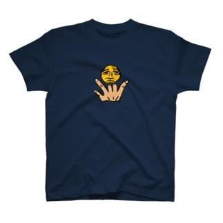 お月様とアイラヴユー T-shirts