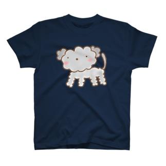 トイプードル T-shirts