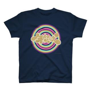 風船年賀状ウェア T-shirts