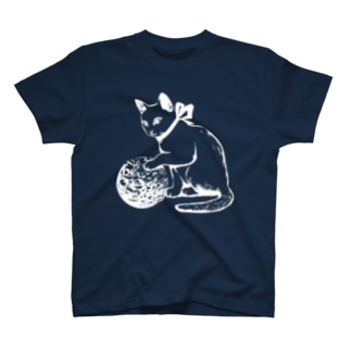 ボール遊び 白線 T-shirts
