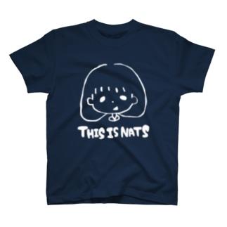 ホワイトでぃっちゃん T-shirts