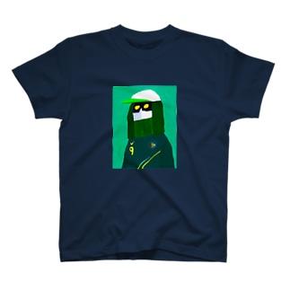 サイボーグ T-shirts