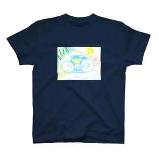四月馬鹿 T-shirts
