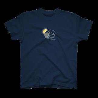 SAKU designのクズノミショット T-shirts